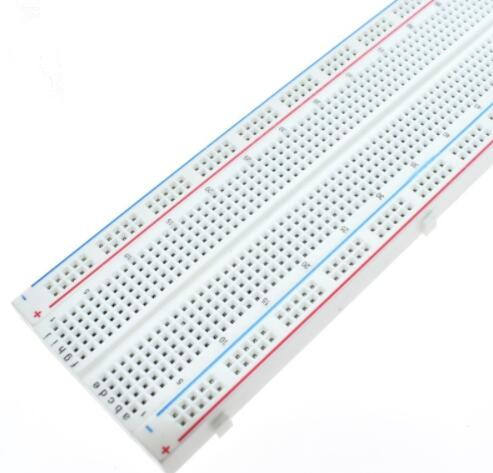 High Quality Breadboard 830 Points Solderless Prototype Breadboard MB-102 MB102