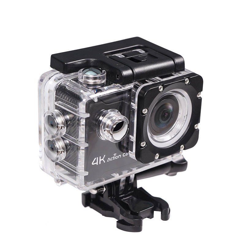 Image stabilization waterproof full hd 1080p Extreme Sport 4k video camera X20KS wifi action camera 6 DOF EIS