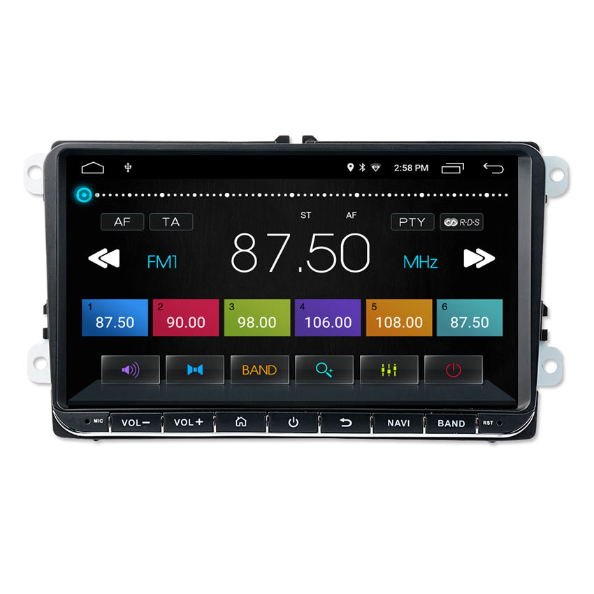 9 ''android 10.0 auto stereo gps navigation system für <span class=keywords><strong>vw</strong></span> GOLF V VI POLO <span class=keywords><strong>Passat</strong></span> Cc CADDY 2006-2012