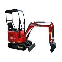 Hot sale!! cheap price and high quality  1T mini excavator with Euro5 engine and all attachments