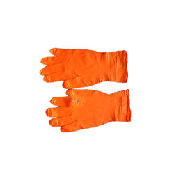 Cheap Disposable yellow nitrile gloves for hospital