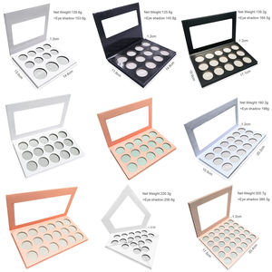 custom eye shadow palette empty eyeshadow palettes wholesale