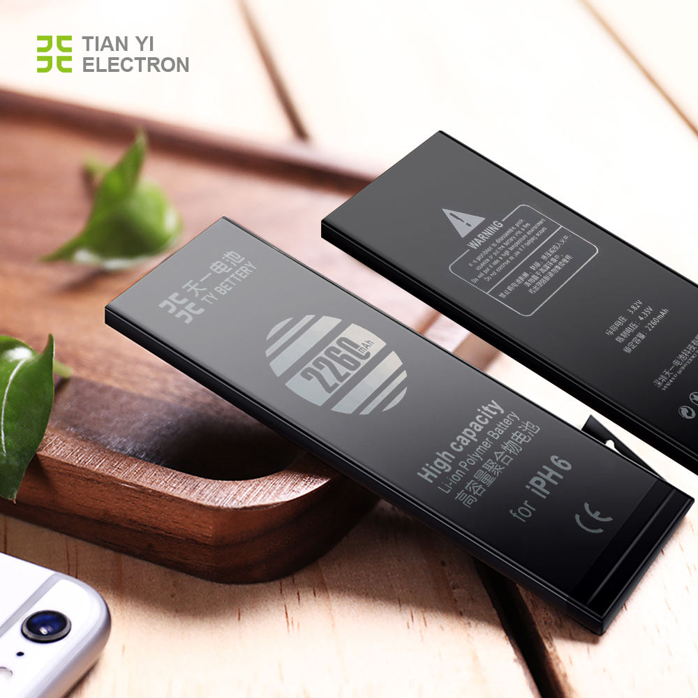 Neue produkt Tianyi handy batterie für <span class=keywords><strong>iphone</strong></span> 5 5s <span class=keywords><strong>5c</strong></span> se 6 6s 7 8 plus x xr xs max batterie