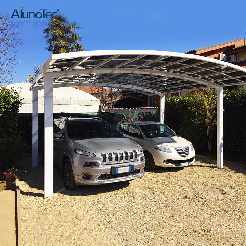 Zonlicht Shadding Patio Parking Gebied Carport