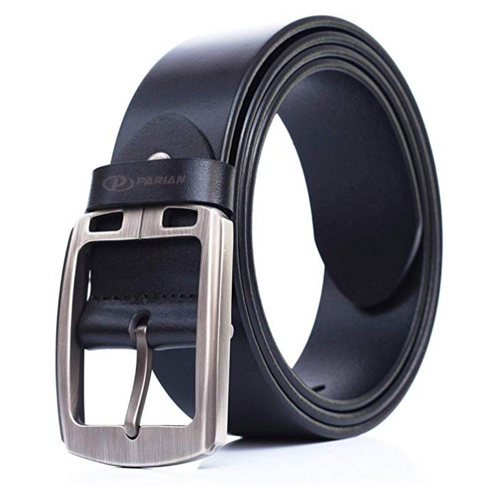 Hot sale Top quality Leather Dress Belt Casual Wear Leather Dress Belt For Men