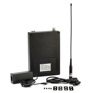 Abbree AR-960U Customized Full Duplex Analog Portable Repeater 10W Two Way Radio Repeater UHF Power Amplifier Power Divider