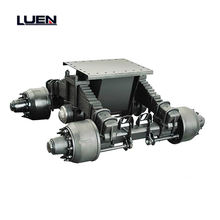 LUEN Semi Trailer Heavy Duty Argo  Bogie Suspension 24/28/32T