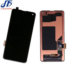 Smartphone parts for samsung galaxy s10 lcd screen display digitizer assembly touch panel replacement