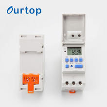 AHTC Weekly Power Programmable Switch Timer