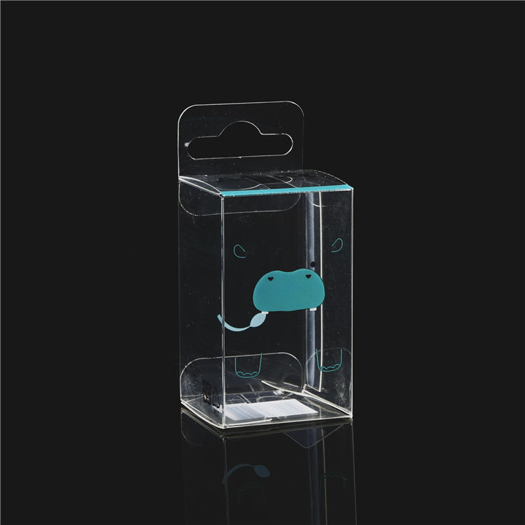 Clear Sleeves Souvenir Gift Small Plastic Boxes