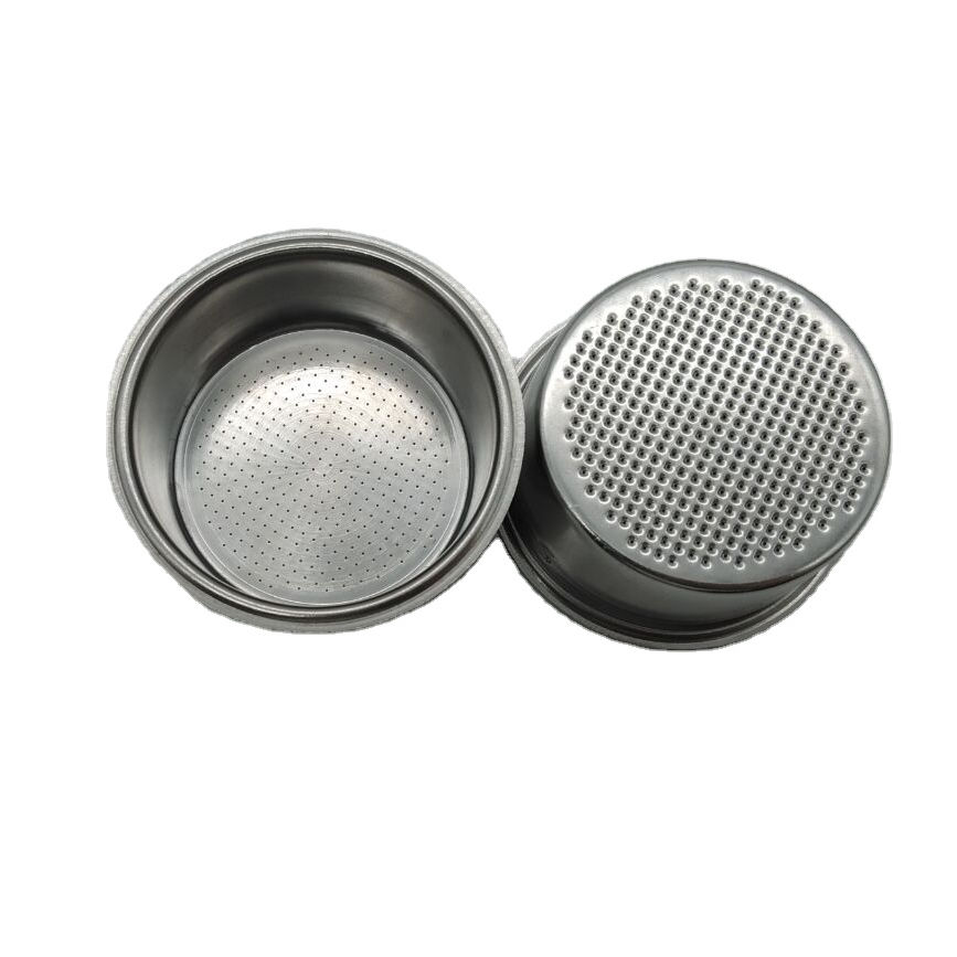 23.5g single wall coffee filter 51mm basket for the bottomless portafilter