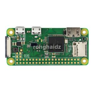 Onboard WiFi & Bluetooth 1GHz מעבד 512MB RAM לינוקס OS 1080P HD וידאו פלט פטל Pi RPi 0 W פטל Pi אפס W
