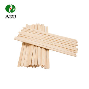 Disposable Individual Tea Drink Stick Wooden Coffee Stirer