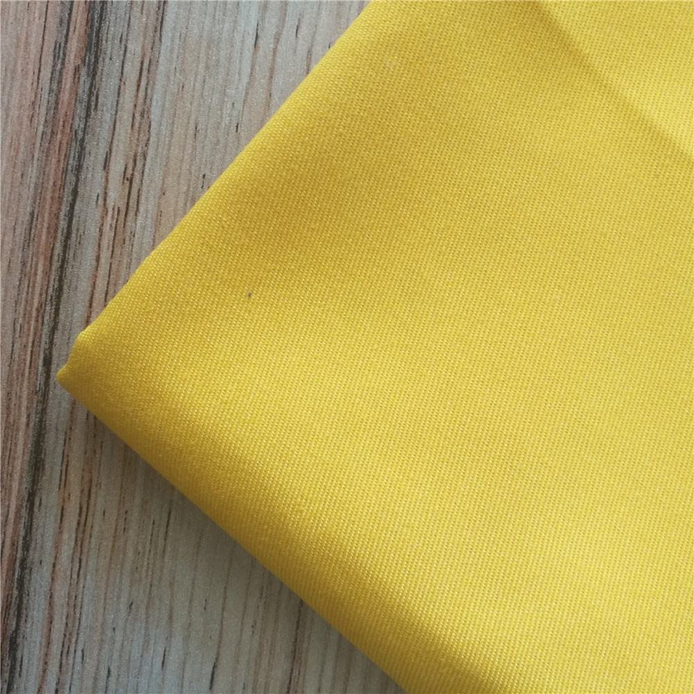 Woven 100% Cotton Twill Khaki Fabric 100% Cotton Twill Fabric Made for European Brands