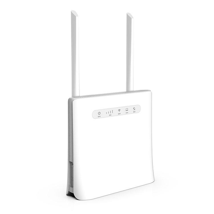 4G Wifi Router with SIM Card Slot Support 2FF SIM Card
