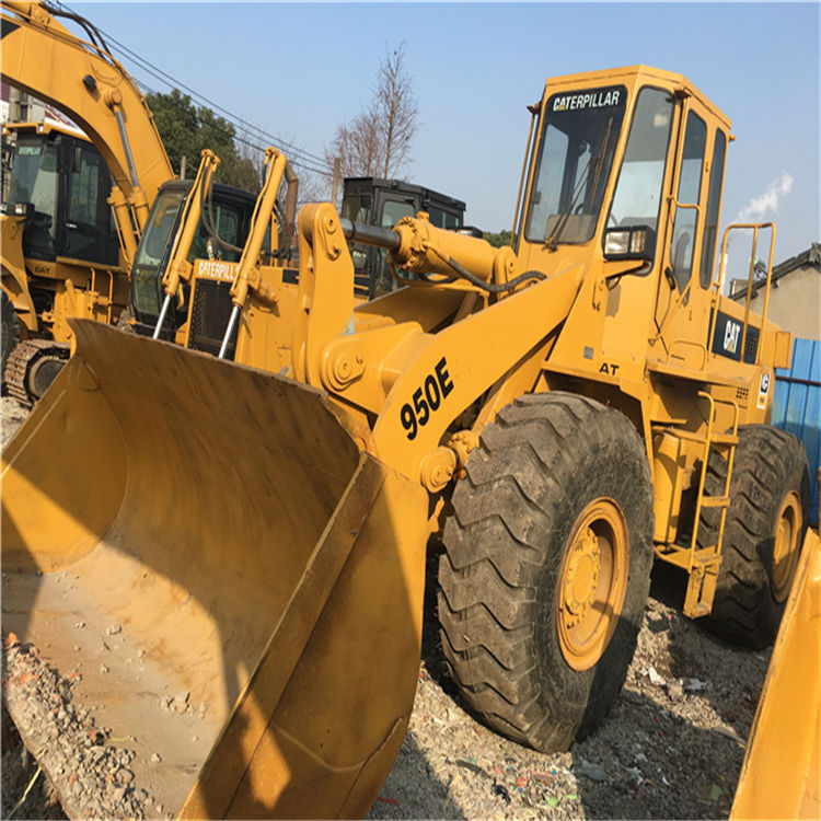 Construction Equipment CAT 950E Wheel Loader IN CHEAP PRICE Original 950B 950F 936E CAT Loader Brand 950E