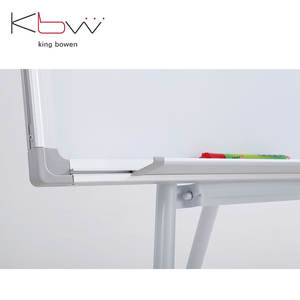 KBW standard flip chart with wheels for office size 100*70 cm