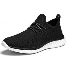 High quality wholesale breathable fly weave sports shoes