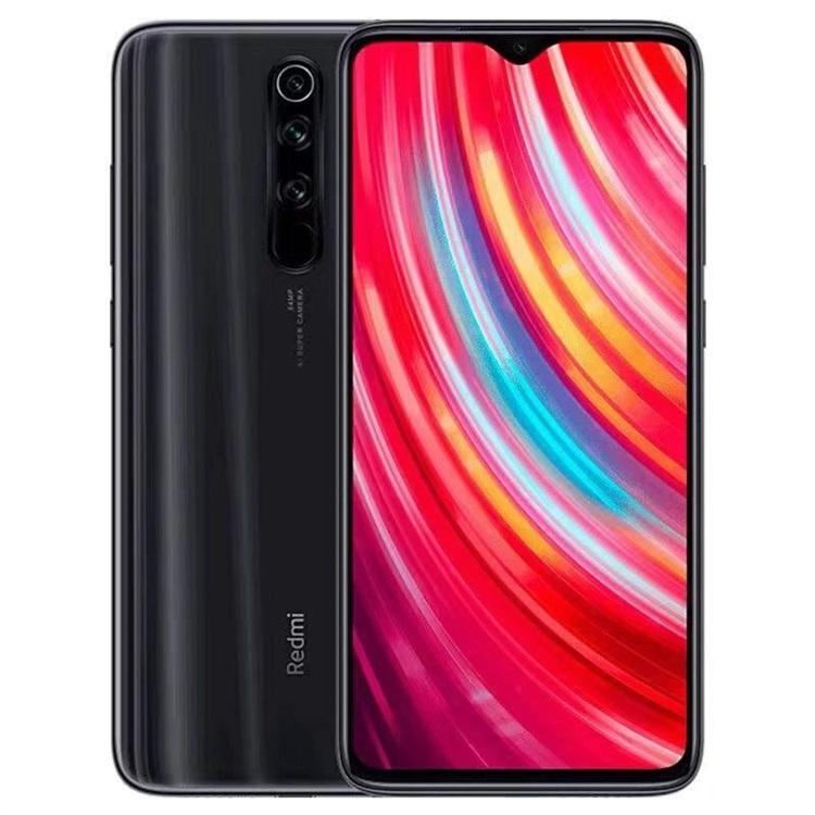 Global Version Xiaomi Redmi Note 8 Pro Mobile Phone 6GB 64GB 64MP AI Qual 6.53 Inch Android Smartphone Note 8 6G 64G