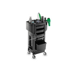 Lagon Trolley Salon Accessories Professional Trolley Hair Salon Barber Shop Furniture Designs