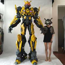 Windranger - 9 styles Robot cosplay 2-3m high life size costumes