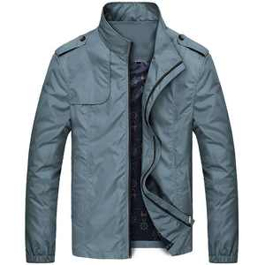 2020 New Design Men's Jackets Slim Fit Casual Flight Bomber Jackets Wholesale