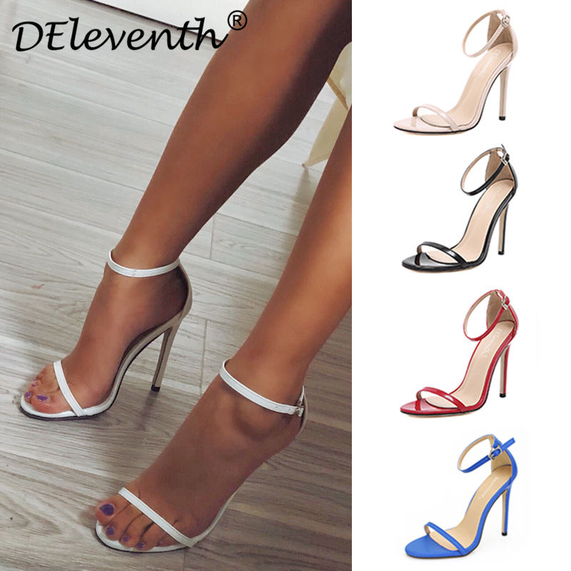 In stock branded design woman shoes Summer New Pumps SW classic Sandals Sexy Party dress Shoes Women high heels Female Size43