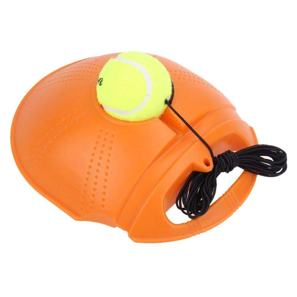Tennis Practice Training Primary Tool Sport Exercise Self-study Rebound Baseboard Ball Table Tennis Trainer