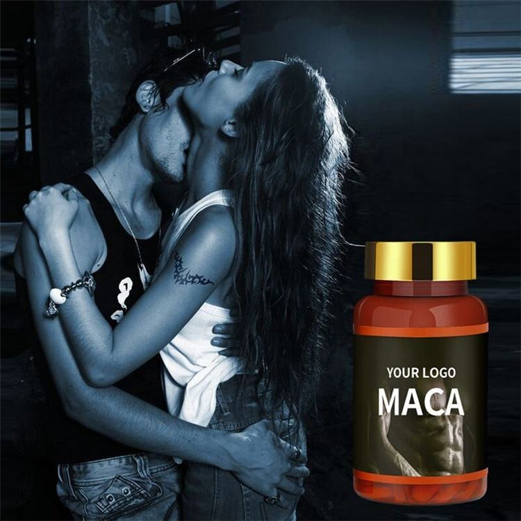 hot sale super herbal male supplements men long time ginseng extract man sex power Maca tablets