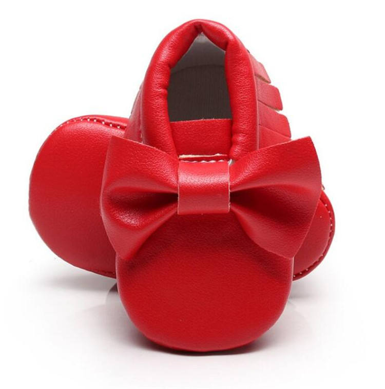 palapala factory wholesale Children's Stock Shoes Girls gold silver black pu Leather Shoes Children baby bow Moccasins