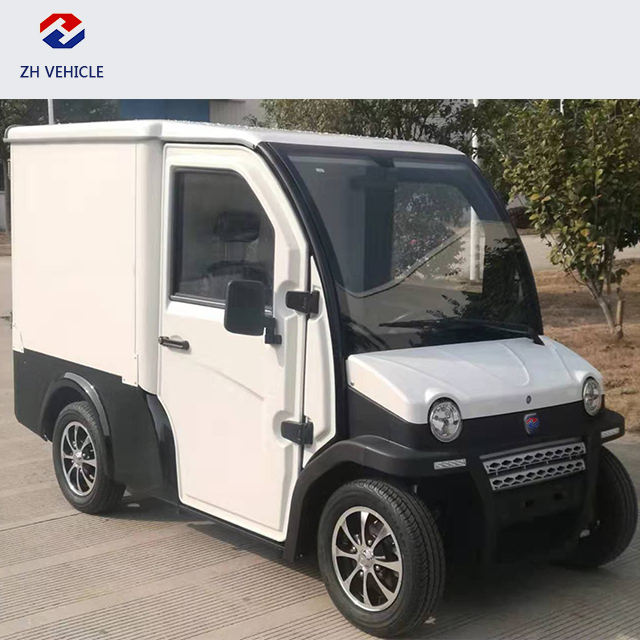 Certificado CEE Elétricos <span class=keywords><strong>Mini</strong></span> Truck Van Pickup para Vender Made in China