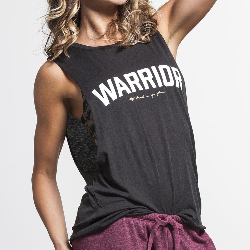 Ladies Yoga tanks singlets t shirts 100% cotton low cut loose fit gym wear workout sleeveless custom tank top for women plain