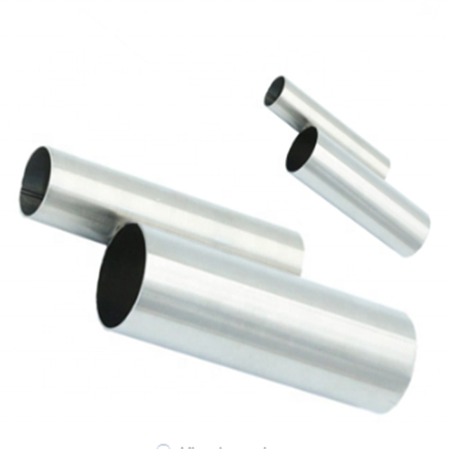 top supplier Alloy round tube 6063 60mmt5 aluminum pipe aluminum pipe threaded Anodized