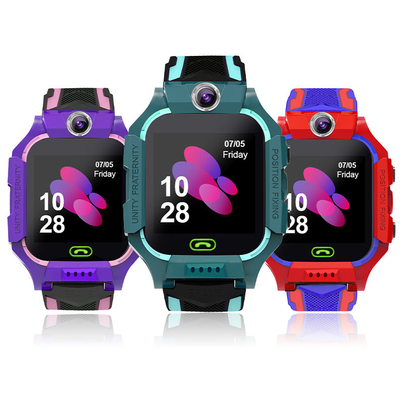 New Arrival Cheap kids Watch 4G Sim Waterproof Children Bluetooth GPS Location SOS For Mobile Phone Anti-Lost T500 Smartwatch