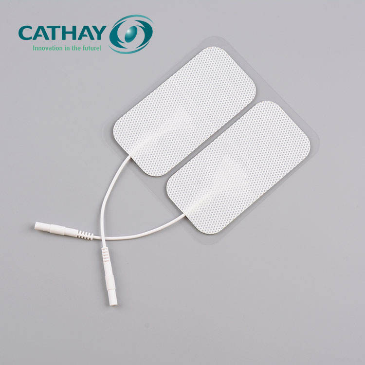 ISO good price swallow machine use self-adhesive tens electrode pads