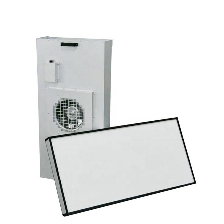 ISO standard air shower clean room ffu fan filter unit laminar ffu fan filter unit