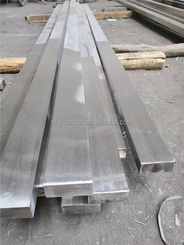 YD 304 10x40mm Stainless Steel Hairline Flat In Stock