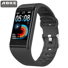Hot Amazon 1.14 inch Colorful Screen Smart Fitness Tracker B88 With Silicone Wristband Watch Bracelet For Man And Woman