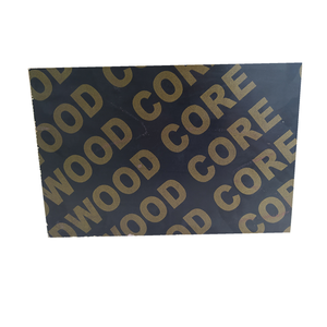 Hot Sale Building Wood Formwork Brown Film Faced Plywood Shuttering Construction Material