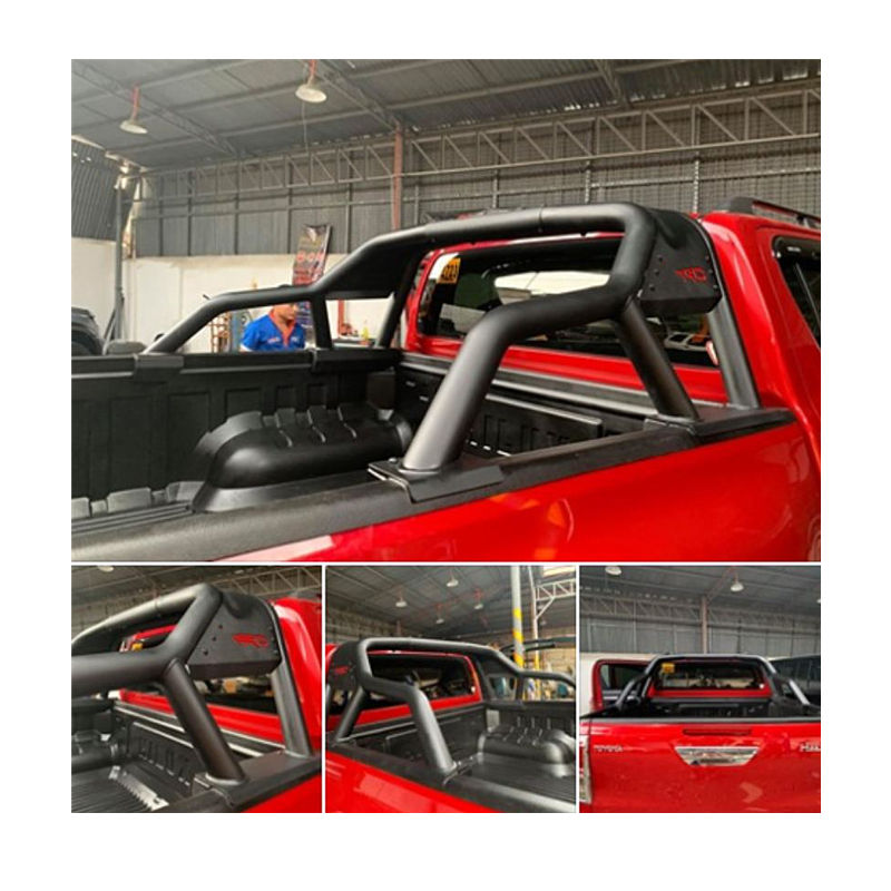 Dongsuicar spare parts pick up 4x4 Accessories truck roll bar for hilux revo