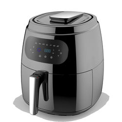 2019 Big Capacity Air Fryer Digital Heating Multifunction Electronics Hot Air