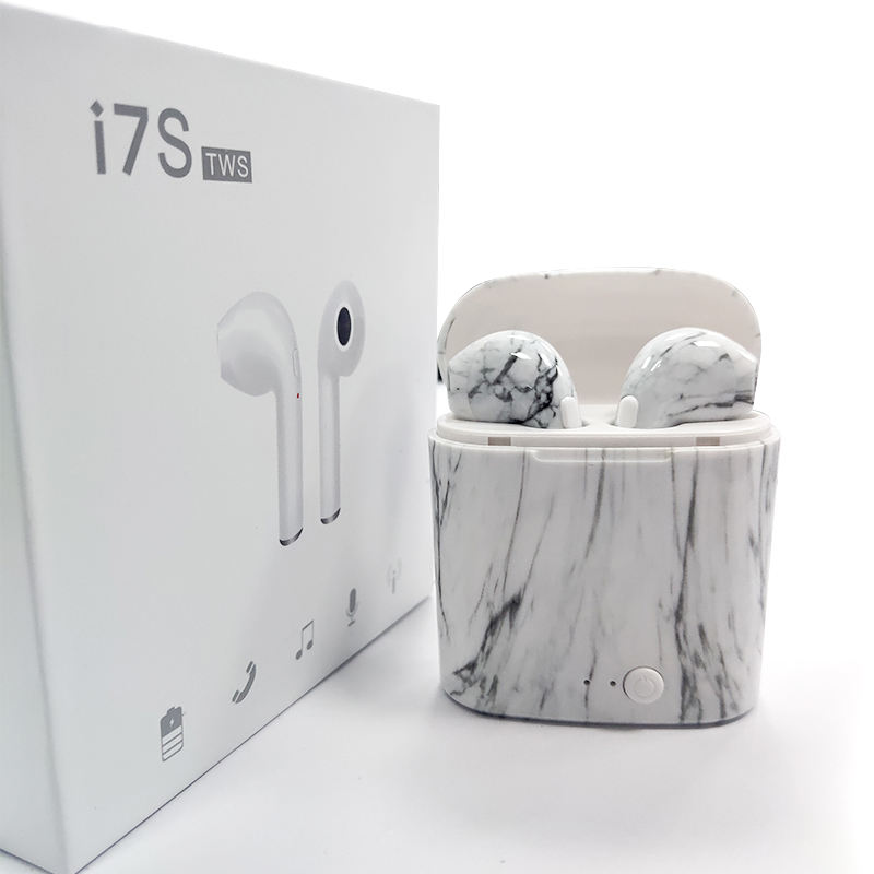 Free Sample OEM Logo 2019 i7s tws Twins Earbuds Mini Wireless Bluetooth Earphones Headsets Stereo Earbuds Wireless For Phone