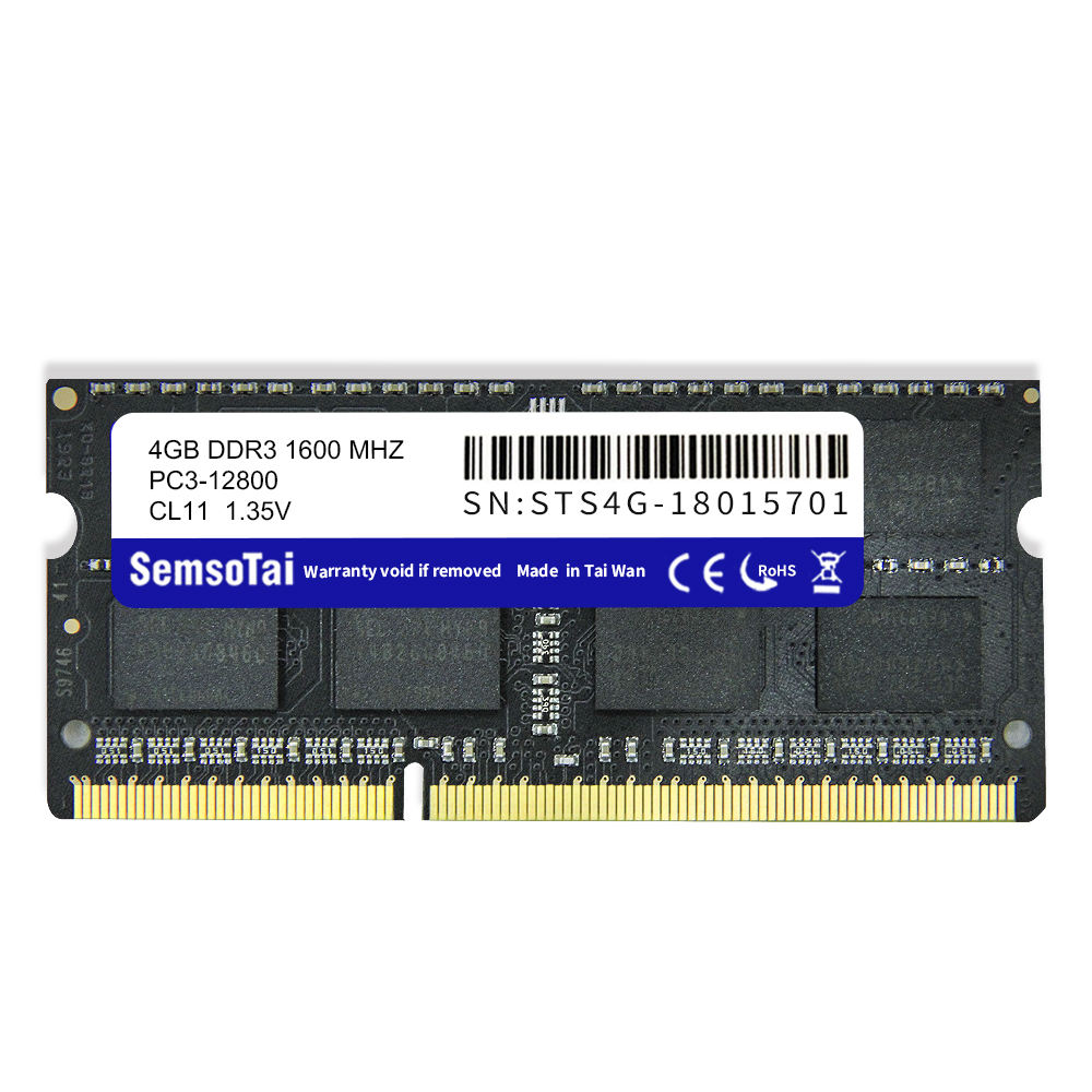 Cheap Price Laptop/Notebook Ram/Memory DDR3 4G 1333/1600MHz for Gaming & Mining OEM ODM accept