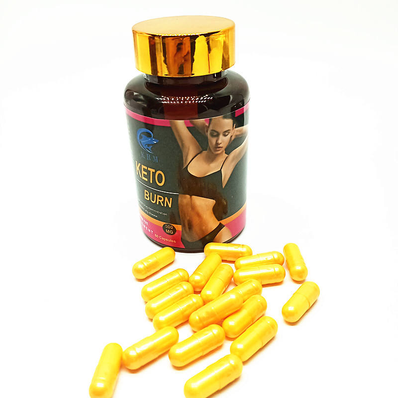 Fat Burner Highly Recommended Natural Keto BHB Advanced Weight Loss 60 Capsules