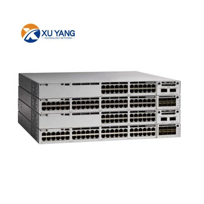 C9300L-24T-4G-A C9300 Switch 24-Port Data Uplink Tetap Hanya 4X1G Uplink Network Advantage