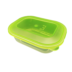 Food Container Set Buckle Storage Box Plastic Airtight Food Storage Container With Lid