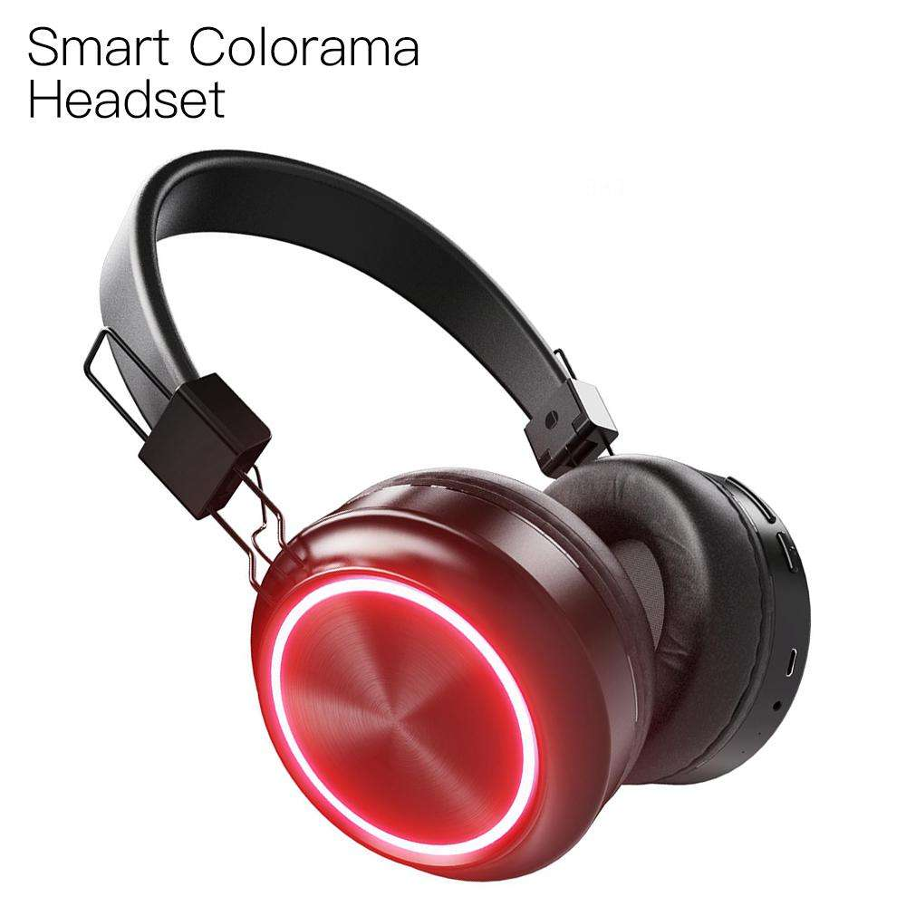 Jakcom BH3 Smart Colorama Headset Dijual dengan Earphone Headphone Sebagai Pelindung Thunder RJ45 Xaomi Kamera Nirkabel Headphone