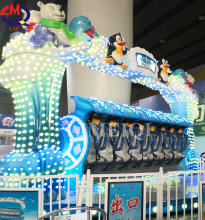 New Arrival Outdoor amusement park rides polar adventure for sale