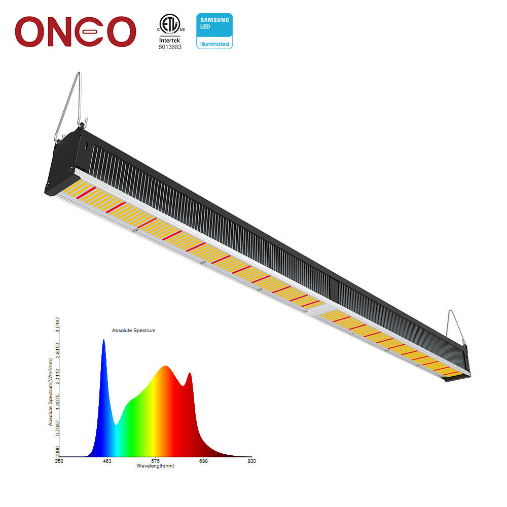 Nalite 4H Series 480W 650W 900W 2000W Hps Samsung Led Bar Grow Light 1000W Uv Lamp For Greenhouse Supplemental Lighting