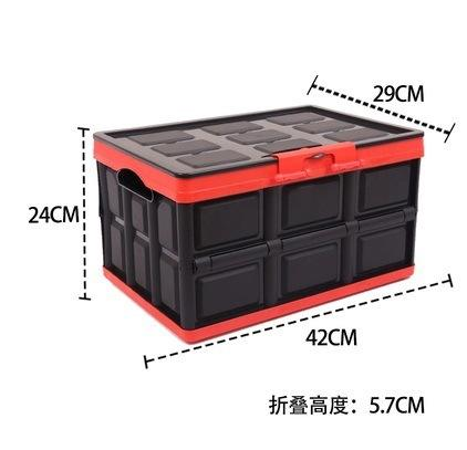 Collapsible Storage Bins With Lid Crates Plastic Tote Storage Box Contain